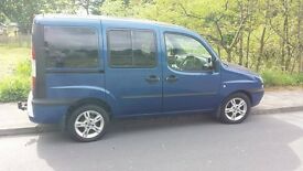 BREAKING FOR PARTS FIAT DOBLO mpv 1.9 jtd