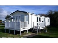 Luxury 2 bed 6 berth static caravan for rent Haven, Littlesea, Weymouth 2017 dates now available