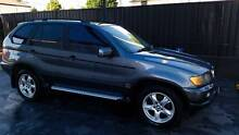 2001 BMW X5 Wagon Muswellbrook Muswellbrook Area Preview