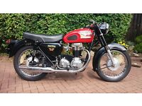 CLASSIC 1963 MATCHLESS 350 SHORT STROKE