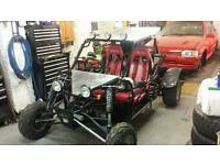 Honda CBR 600cc off road buggy / quad atv