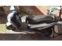 Symjet 4 50cc 4 stroke basically new