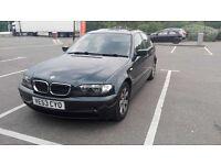 BMW 320I AUTOMAT 2003 LOW MILEAGE