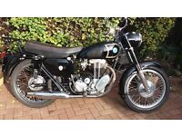 CLASSIC 1960 AJS 350 ... RESTORED