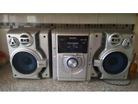 Brilliant condition hi fi only selling as to not using it