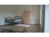 One fully furnished spacious room for rent £400 per month bills Included