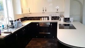 double room in big homley house