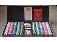 Cardinals Texas Hold 'Em Tournament Poker Set