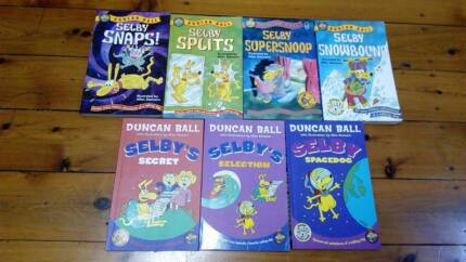 Various Selby chapter books by Duncan Ball $2 ea
