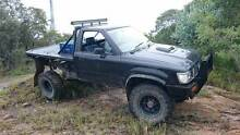 1990 LN106 turbo diesel hilux Redbank Plains Ipswich City Preview