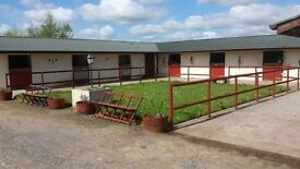 SLATER HOUSE STABLES - ONE STABLE TO RENT!