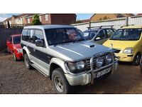 1994 Mitsubishi Pajero Exceed 7 Seater 2.8cc Diesel Automatic