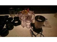 Multi blender/juicer