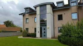 Exchange - Lovely modern 2 bed g/f flat central Westhill
