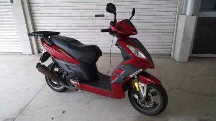 SCOOTER 150cc 2013