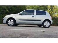 Renault Clio, 2004 (54) 1.5 dCi Extreme 3 3dr Manual start and drive very well