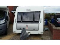 2014 Elddis Affinity 574 with mover