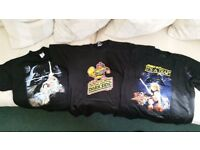Family Guy Star Wars T-Shirts x3