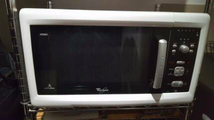Whirlpool Convection Microwave Oven With Steam Function