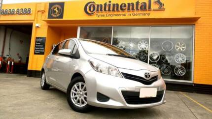 """(Yaris, Micra, Mazda 2, Accent, i20) 14"""" Wheels+Continental Tyres Mitcham Whitehorse Area Preview"""