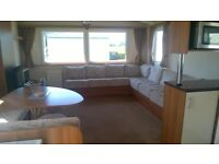 Monthly rental 3 Bedrooms Insulated, Double Glazed and Centrally Heated caravan available