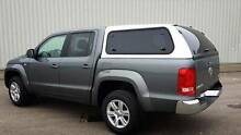 VW AMAROK DUAL CAB CANOPY, LIFT UP WINDOWS (2010 - Onwards) Tullamarine Hume Area Preview