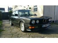 BMW E28 525e 5 series E24 E12 E30