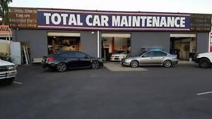 Total Car Maintenance Berserker Rockhampton City Preview