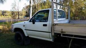 1994 Toyota Hilux Ute Bobs Farm Port Stephens Area Preview