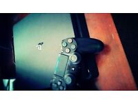 Playstation 4 Slim Console With Controller 1TB (No Games)