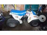 2 LT 50 quads well maintained and on the button,may split