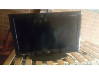 Logik 32 inch HD tv Spares/Repairs Turns on sometimes