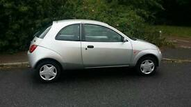 Silver Ford Ka Collection