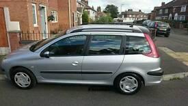 Peugeot Estate Petrol Car For Sale