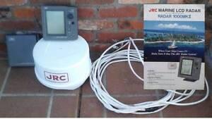 JRC Marine LCD Radar 1000 MKII Penguin Central Coast Preview