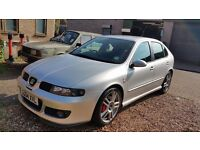 2004 SEAT LEON CUPRA R BAM STAGE 1, LOTS OF MODS AND PAPERWORK TO PROVE!!