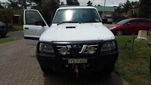 Nissan patrol Muswellbrook Muswellbrook Area Preview