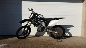 2008 CRF250R Limited Edition Monster dirt bike Yeppoon Yeppoon Area Preview