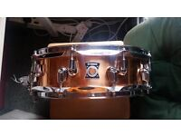 Yamaha Copper Snare Drum 4 x 14, excellent condition
