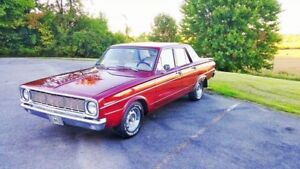 1966 Plymouth Valient