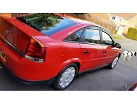 DEPOSIT TAKEN>>>vectra 2.0dti in flame red 03 new genuine dual mass and clutch less than 2k ago