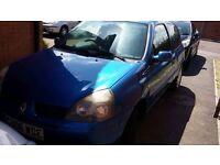 Renault Clio Campus Sport 2006 1.2 Blue