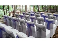 Chair Cover Hire - Wedding/ Events / Parties