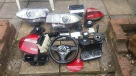 PARTS FOR SELL BMW SERIES 1 118 M SPORT ALL IN 1