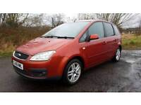 Ford cmax 2.0 auto triptronic petrol car drives like new