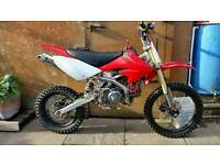 Demon x yx160 pitbike might swap for road legal