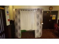Photo booth hire from 190.00