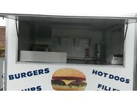 catering trailer £7500 o.n.o