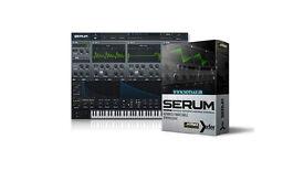 Xfer Serum // CUBASE // ABLETON // REASON // LOGIC