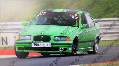 BMW E36 328i Track Car
